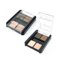 Quaerteto-de-sombras-para-sobrancelhas-Shines-Vip Make Up